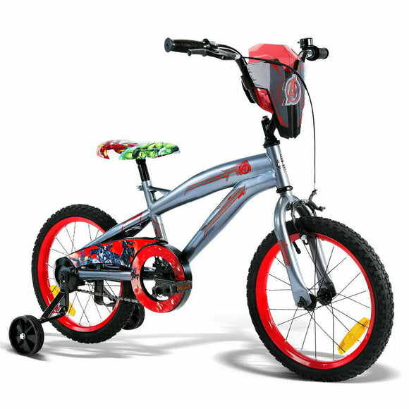 Huffy 16 Inch Disney Avengers Kids Bicycle - Buytoys.com.au