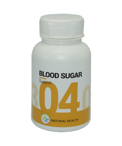 45 - Blood Sugar Support - Carb Control