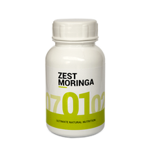 Load image into Gallery viewer, Special: Zest Moringa (120 Veg Caps) x 3 Bottles