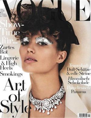 VOGUE GERMANY JAN 2017