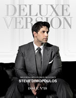 Deluxe Version Issue Nº18 - Executive Cover