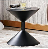 Sofa edge a few Nordic corners a few tall hourglass fashionable edge table individual character originality .
