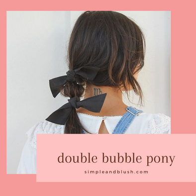 Double Bubble Pony