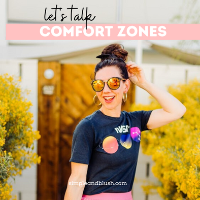 How to Make Change - Get Out of Your Comfort Zone