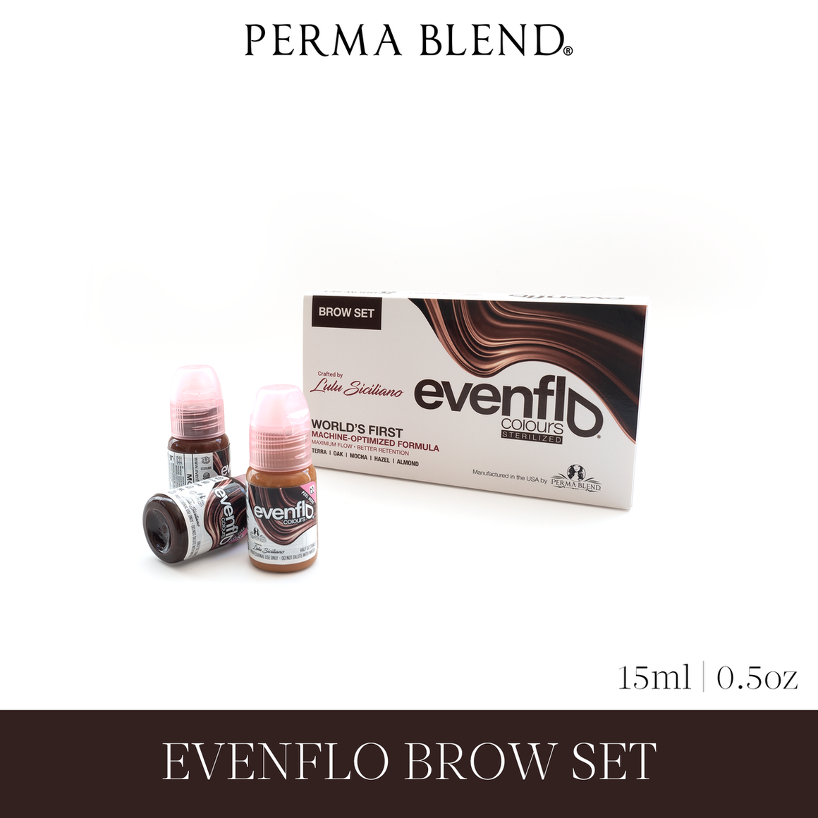 Evenflo Brow Set - Beauty Shop Direct