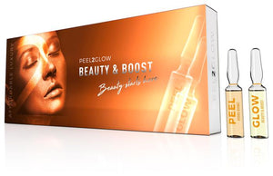 Beauty & Boost PEEL2GLOW - Beauty Shop Direct