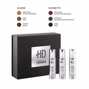 CC Brows HD Henna Kit - Beauty Shop Direct