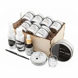 CC Henna brow jar kit - Beauty Shop Direct