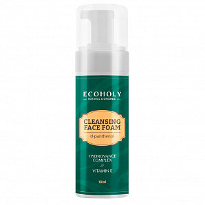 ECOHOLY face cleanser foam 150ml - Beauty Shop Direct