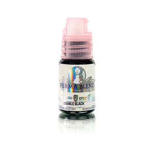 Permablend Double Black 15ml - Beauty Shop Direct