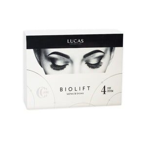 Lucas Cosmetics BioLift eyelashes lifting kit - Beauty Shop Direct