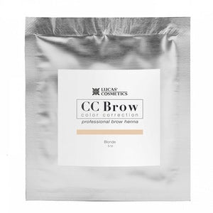 CC Brow Henna sachet 5g. - Beauty Shop Direct