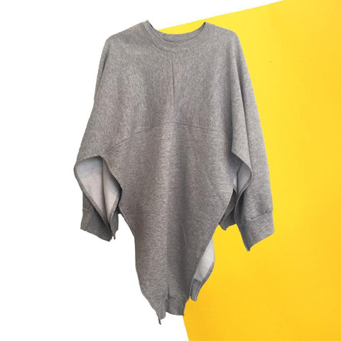 Cape in Grey