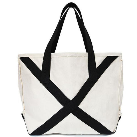 Boat Tote Bag | Black