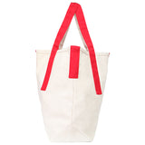 Boat Tote Bag | Red