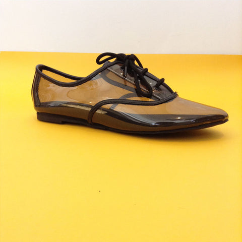 Clear Oxford in Smoke | Size 37