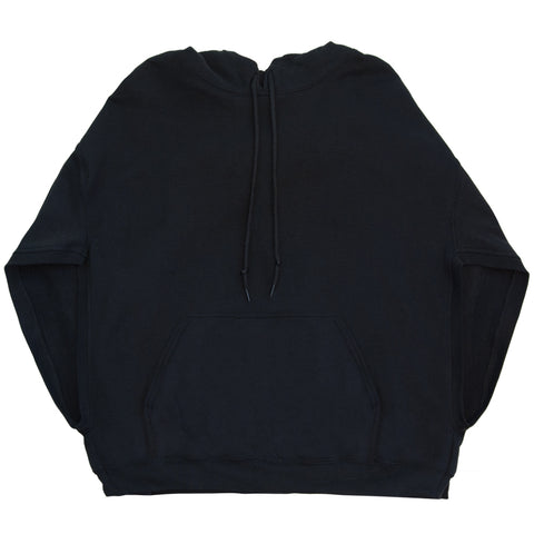 Hooded Cape | Black
