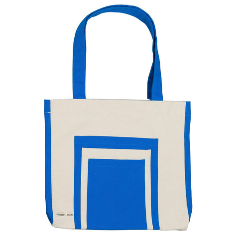 Inventory Press Bag, Blue