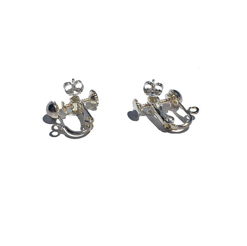 Clip on Pierced Earrings
