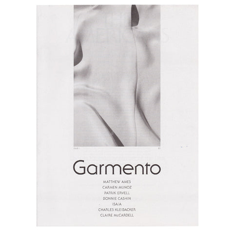 Garmento Issue 1