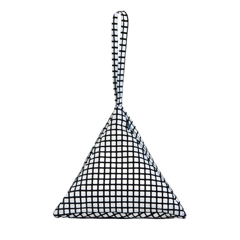 Pyramid Bag | Grid