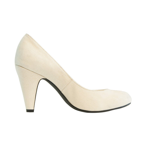 Pump in Natural | Size 38