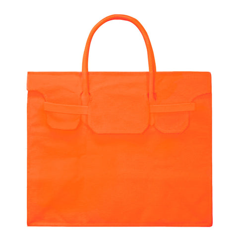 Rectangular Bag | Orange