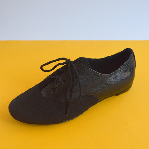 Oxford | Black | Size 35