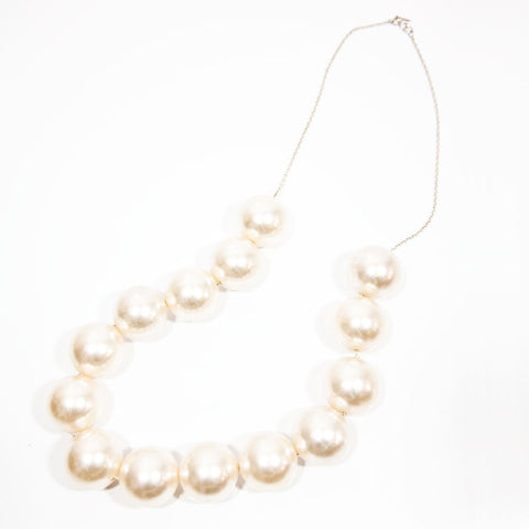 Pearl Jumbo Necklace