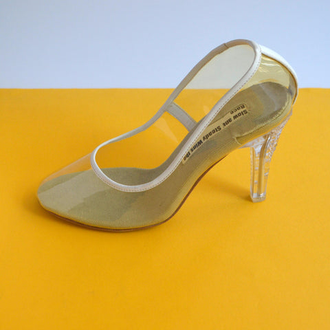 Clear Pump | Size 37
