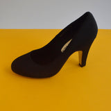 Waterproof Pump | Black | Size 36