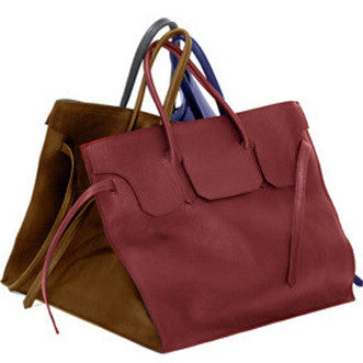 Four Sided Rectangular Bag | Four Colors