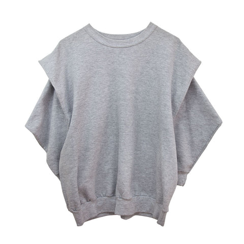 Funnel Shoulder in Grey