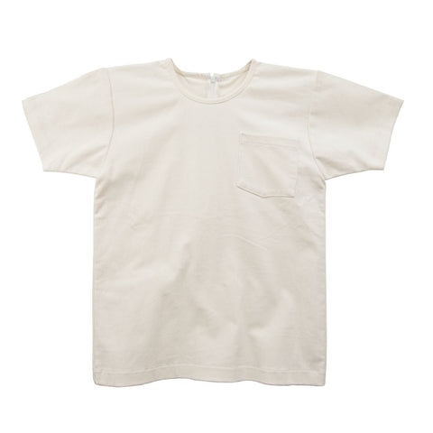 White T-Shirt | Corduroy