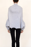 Upside Down Sweatshirt | Black