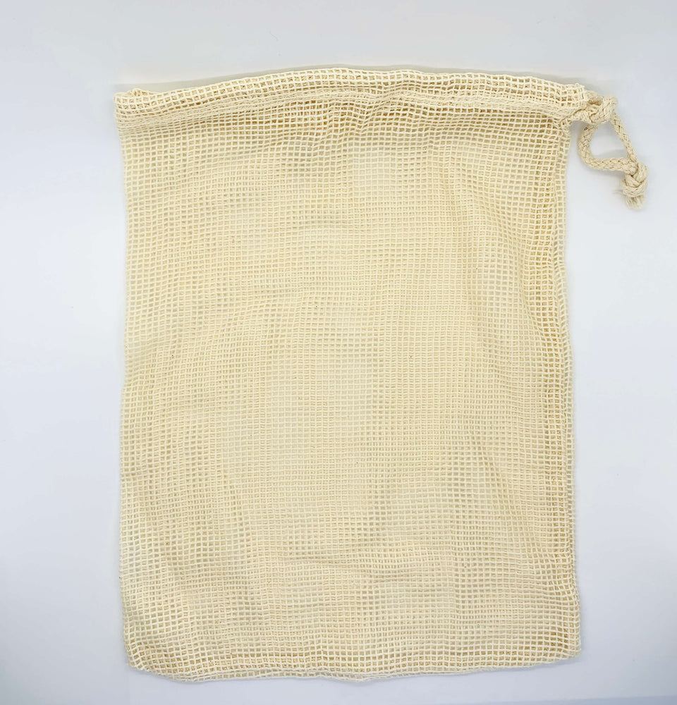 Medium Organic Cotton Reusable Produce Bag
