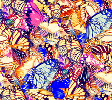 Load image into Gallery viewer, Pastel Butterfly Digital Print.
