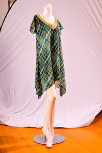 Go Green Glass Block Tunic / Dress