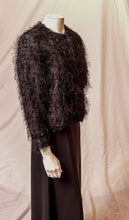 Load image into Gallery viewer, Faux Fur Eyelash Fabric, Novelty Jacket, Thomas P. Cavanaugh  Phototgrapher