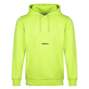 Sweat à capuche Lime Green
