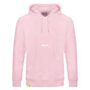 Sweat à capuche Rose