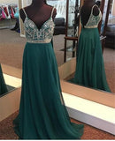 heavy-crystals-beaded-chiffon-prom-gown