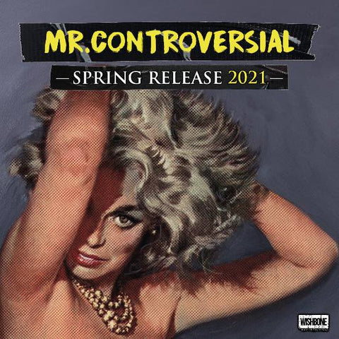 Mr Controversial spring collection