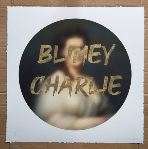 AA Watson 'Blimey Charlie' | Limited Edition Print