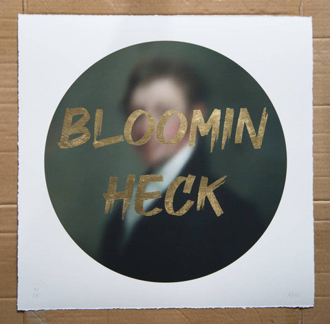 AAWatson 'Bloomin Heck' | Limited Edition Print