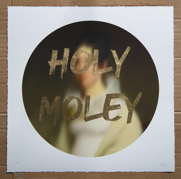 AAWatson 'Holy Moley' | Limited Edition Print