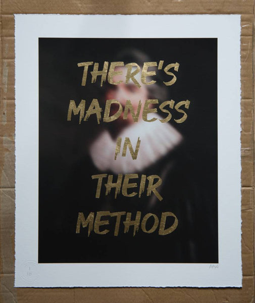 AAWatson 'There's Madness In Their Method' | Limited Edition Print