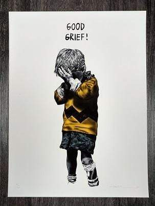 Canvaz - Graffiti limited edition print