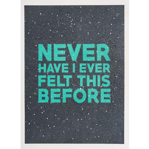Maxwell Fine Studio | Never Have I Ever - Print with Diamond Dust