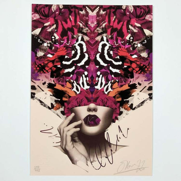 Olly Howe | The Oracle Limited Edition Print